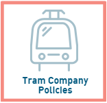 mobility scooter tram policy