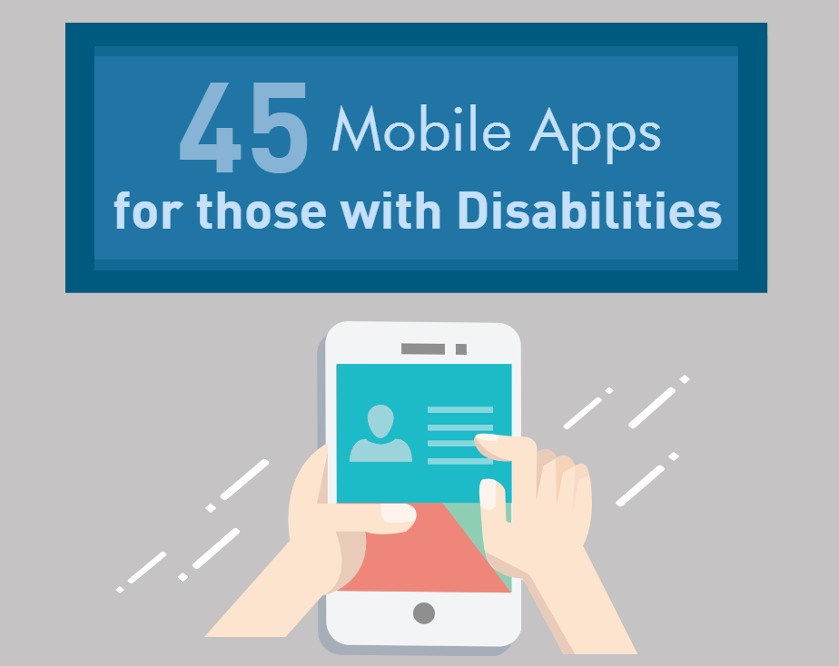 mobile apps for disabled
